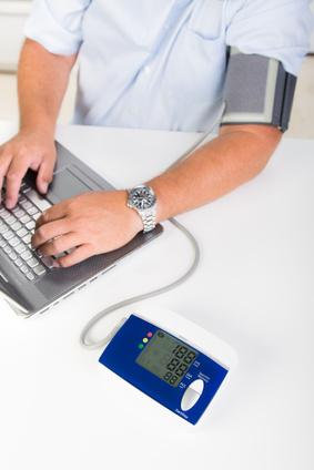 Hoher Blutdruck